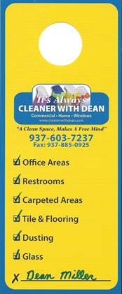 Medical Offices Cleaning Company in Dayton | Cleaner with Dean
