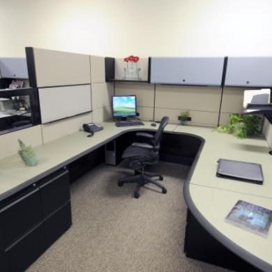 cubicles medical offices cleaning company dayton ohio